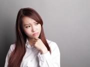 Office Girl Thinking 2 180x135