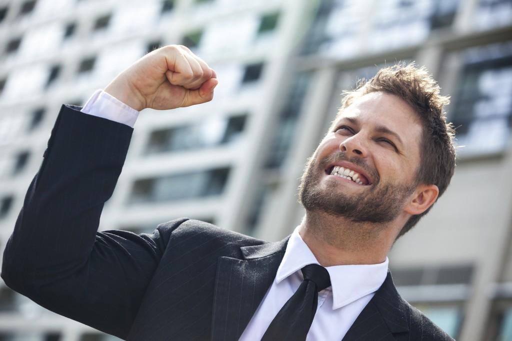 Successful Private Banker