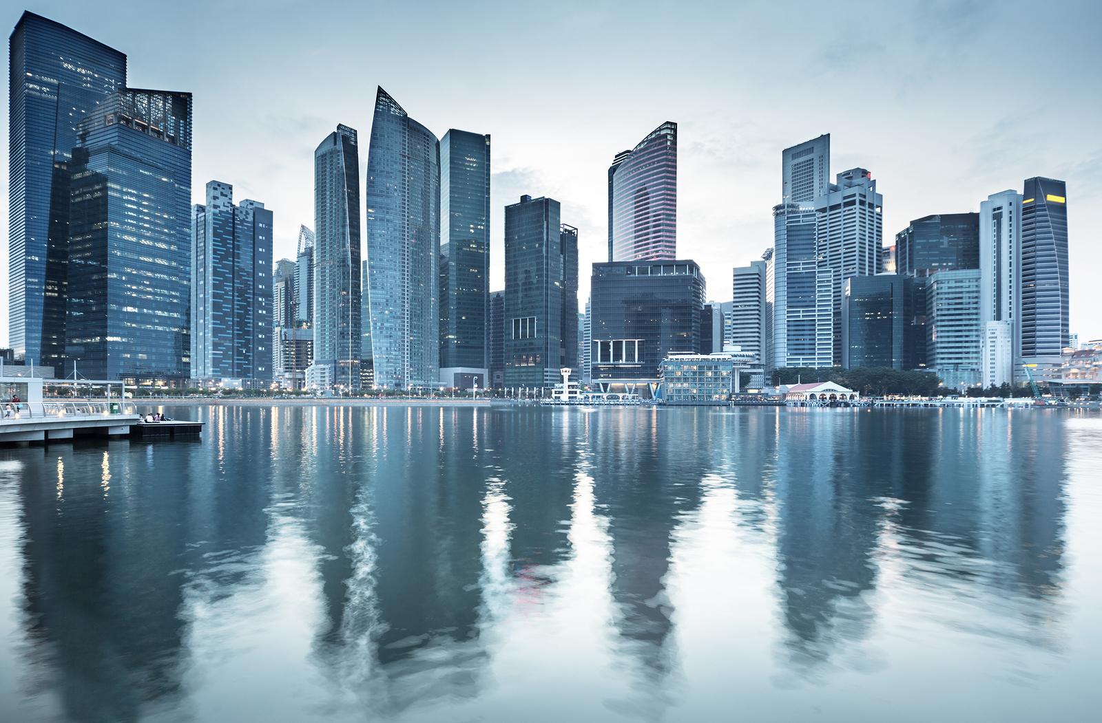 Singapore City 1