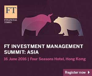 FT Investment Management Summit 2016 300x250