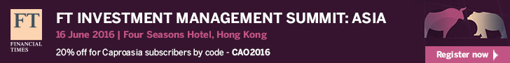 FT Investment Management Summit 2016 Discount 728x90