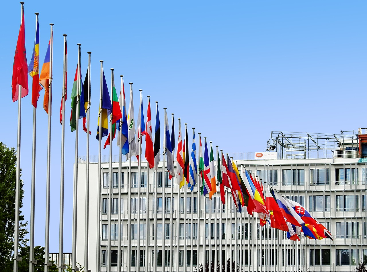 European City Flag