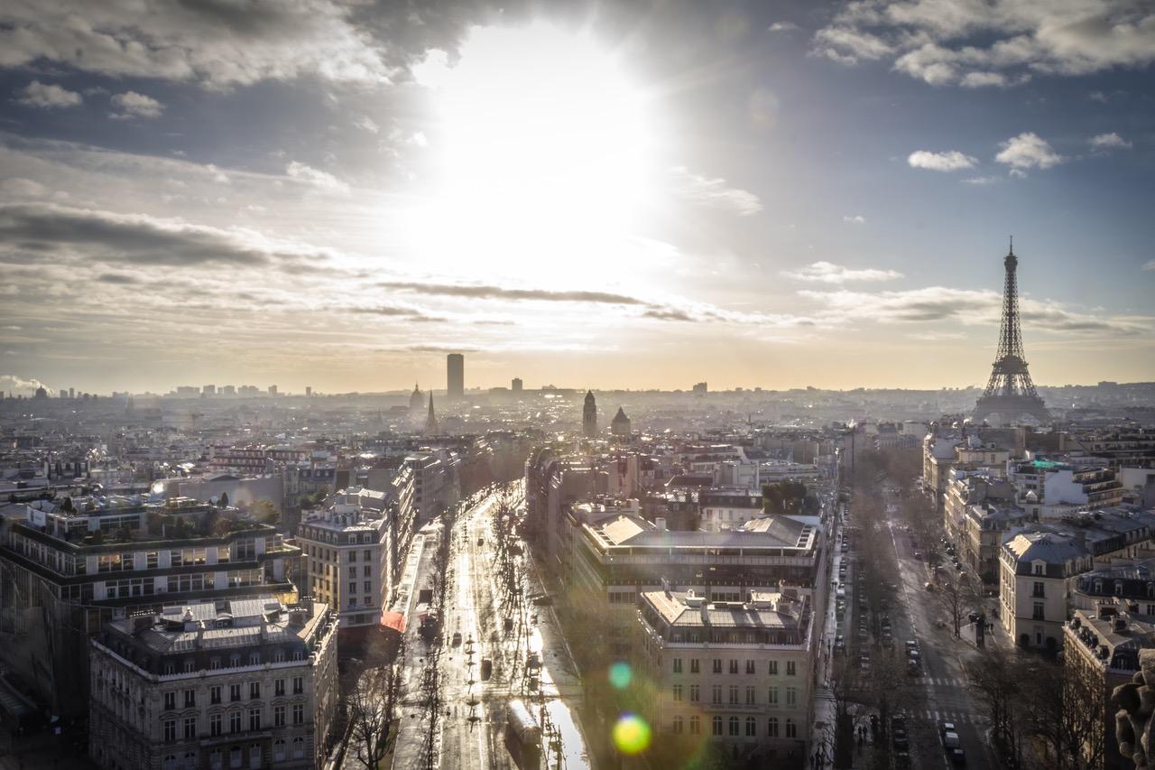 Paris Daytime