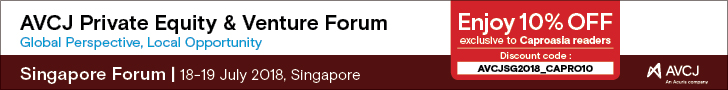 2018 AVCJ Private Equity & Venture Forum Singapore 728x90