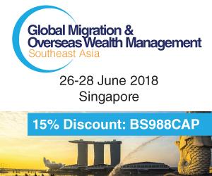 2018 Global Migration & Overseas Wealth Management June 300x250