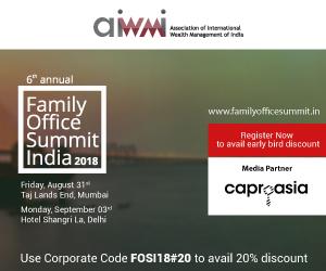6th Annual Family Office Summit India 2018, Mumbai