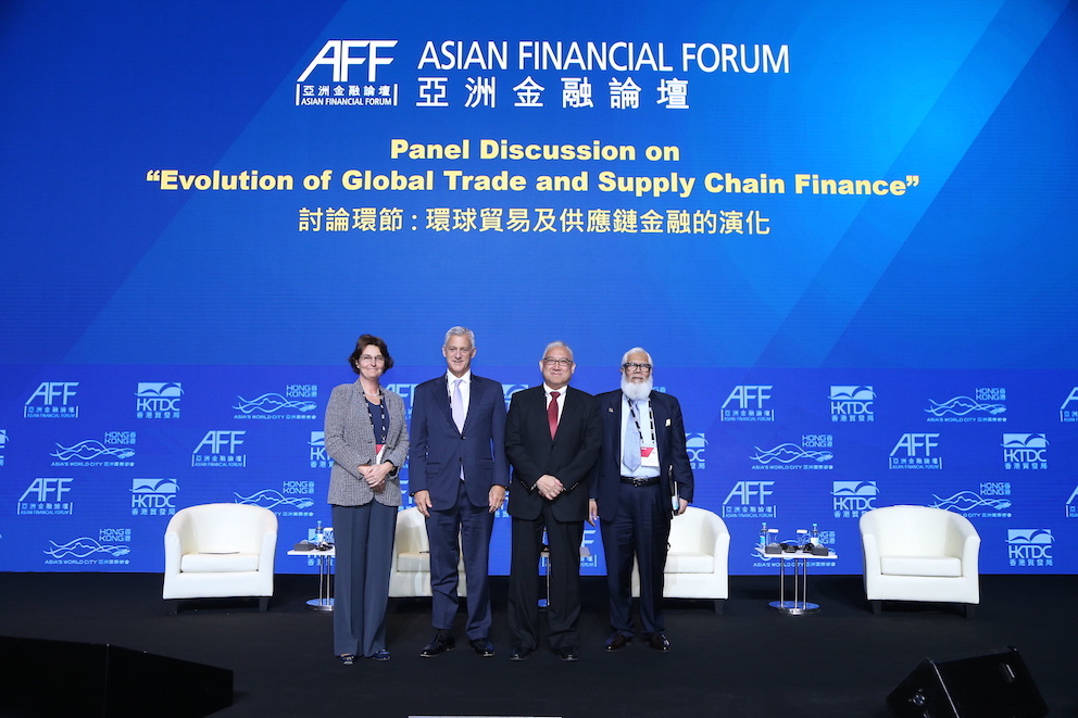Asian Financial Forum 2020 Official Photo 3