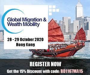 Global Migration & Wealth Mobility Hong Kong 2020 October 300x250