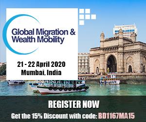 Global Migration & Wealth Mobility Mumbai 2020 April 300x250