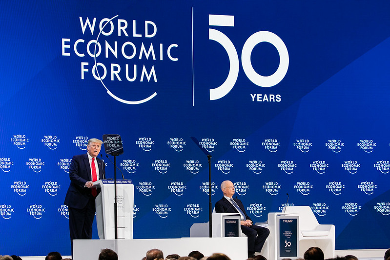 World Economic Forum 2020 Photo 1