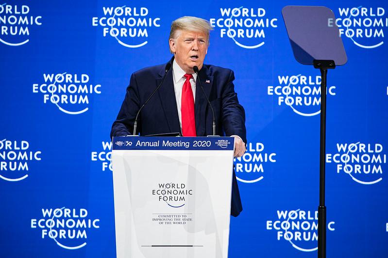 World Economic Forum 2020 Photo 2