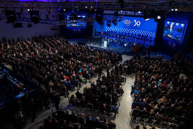 World Economic Forum 2020 Photo 3