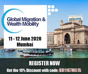 Global Migration & Wealth Mobility Mumbai 2020 June 300x250