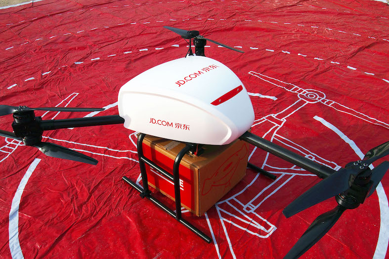 JD.com Delivery Drone
