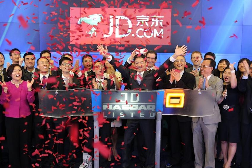 JD.com IPO