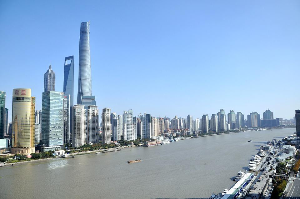 Shanghai City 2