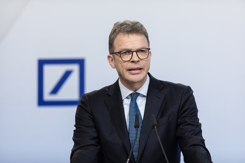 Deutsche Bank CEO Christian Sewing 1