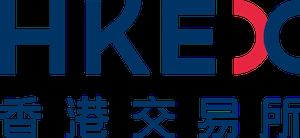 Hong Kong Exchange Clearing Logo