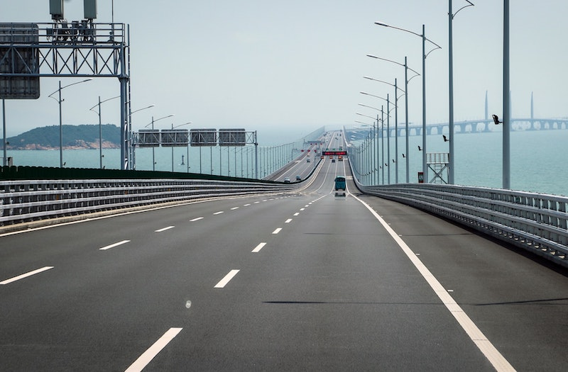 Hong Kong Zhuhai Macao Bridge 1