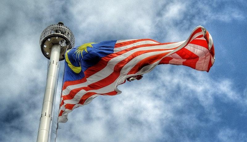 Malaysia Flag 2