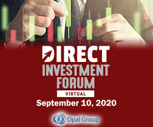 Direct Investment Forum 2020 September 300x250