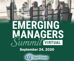 Emerging Managers Summit 2020 September 300x250