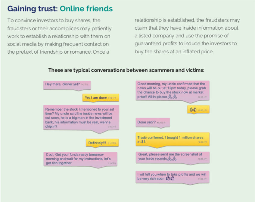 SFC Gaining Trust Online