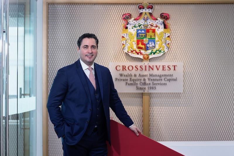 Cem. A. Azak Executive Chairman Of Crossinvest