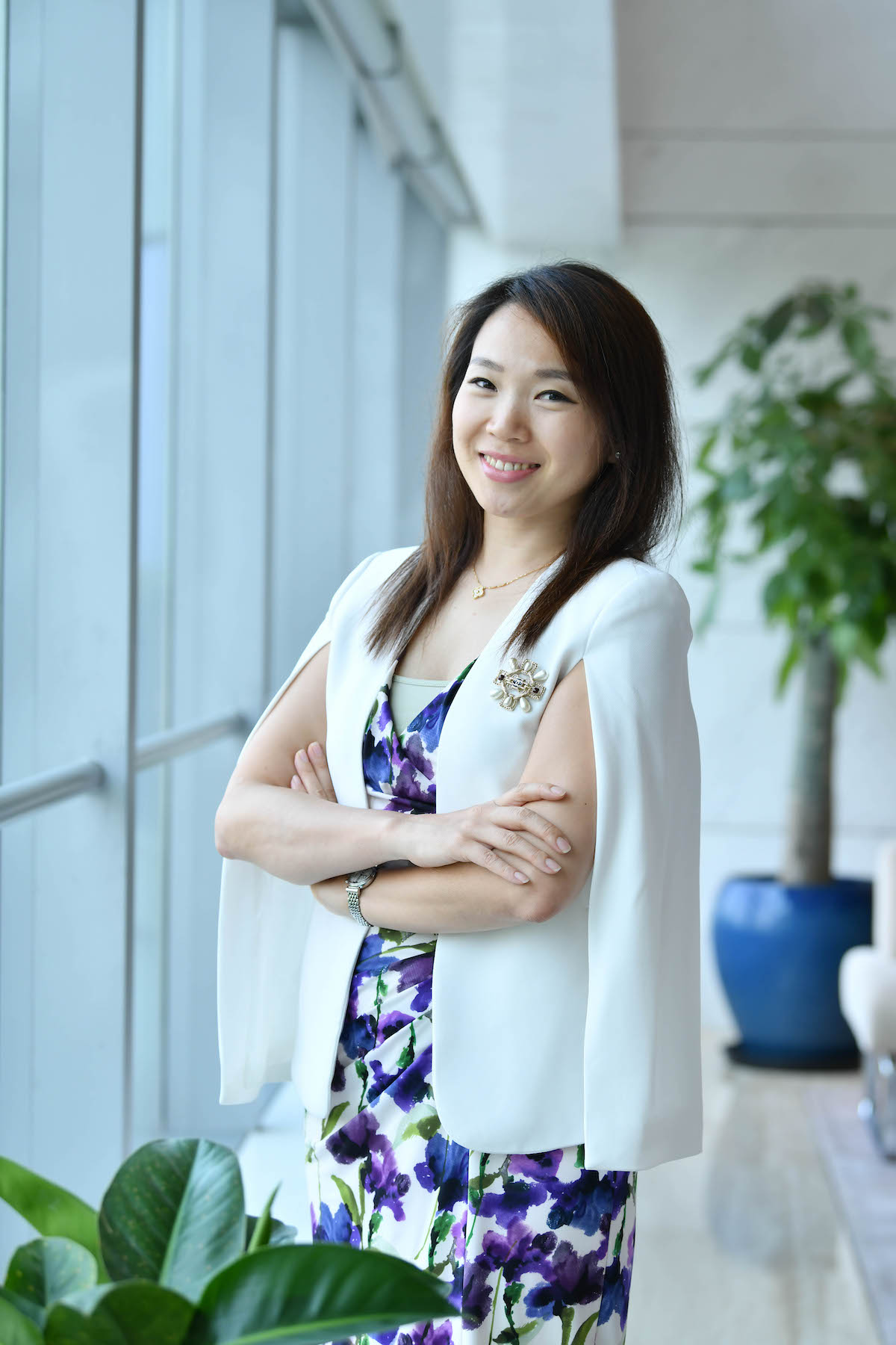 Herry Cho Head Of Sustainability And Sustainable Finance At SGX 2