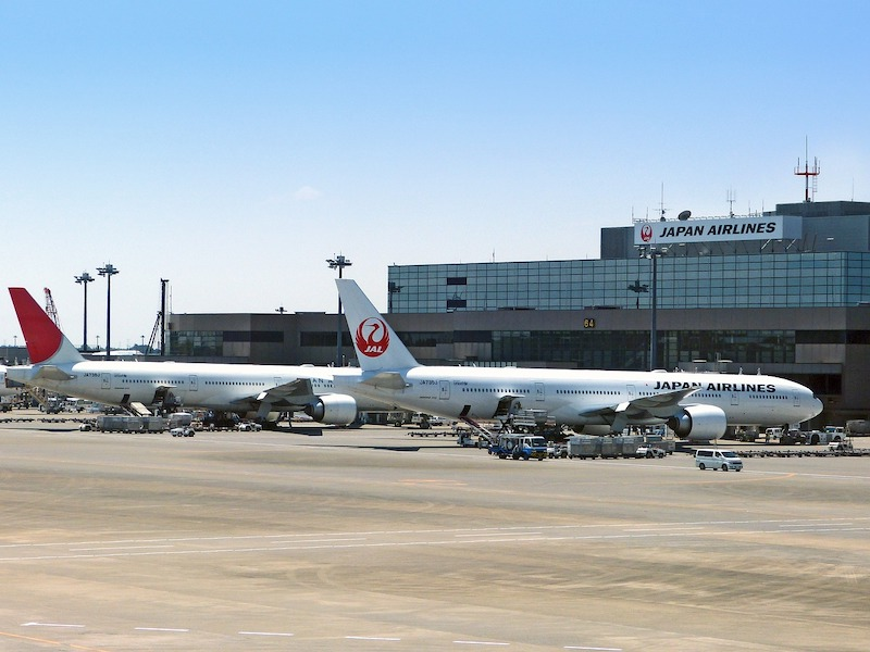 Japan Airlines 1