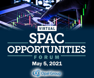 SPAC Opportunities Forum 2021 300x250