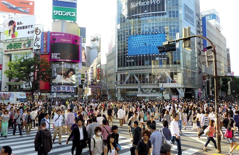Tokyo Japan 8