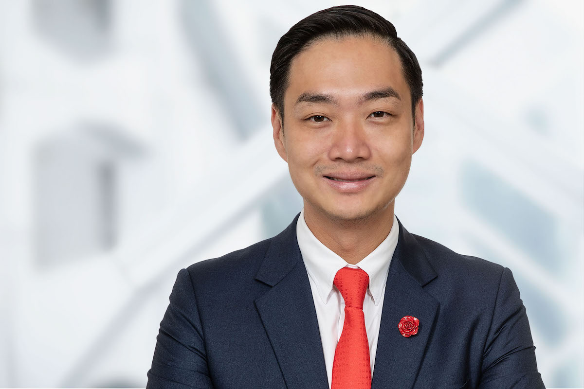 James Cheo Chief Investment Officer Southeast Asia Of HSBC Private Bank Wealth Management 1