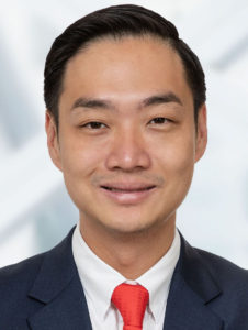 James Cheo Chief Investment Officer Southeast Asia Of HSBC Private Bank Wealth Management Headshot 226x300