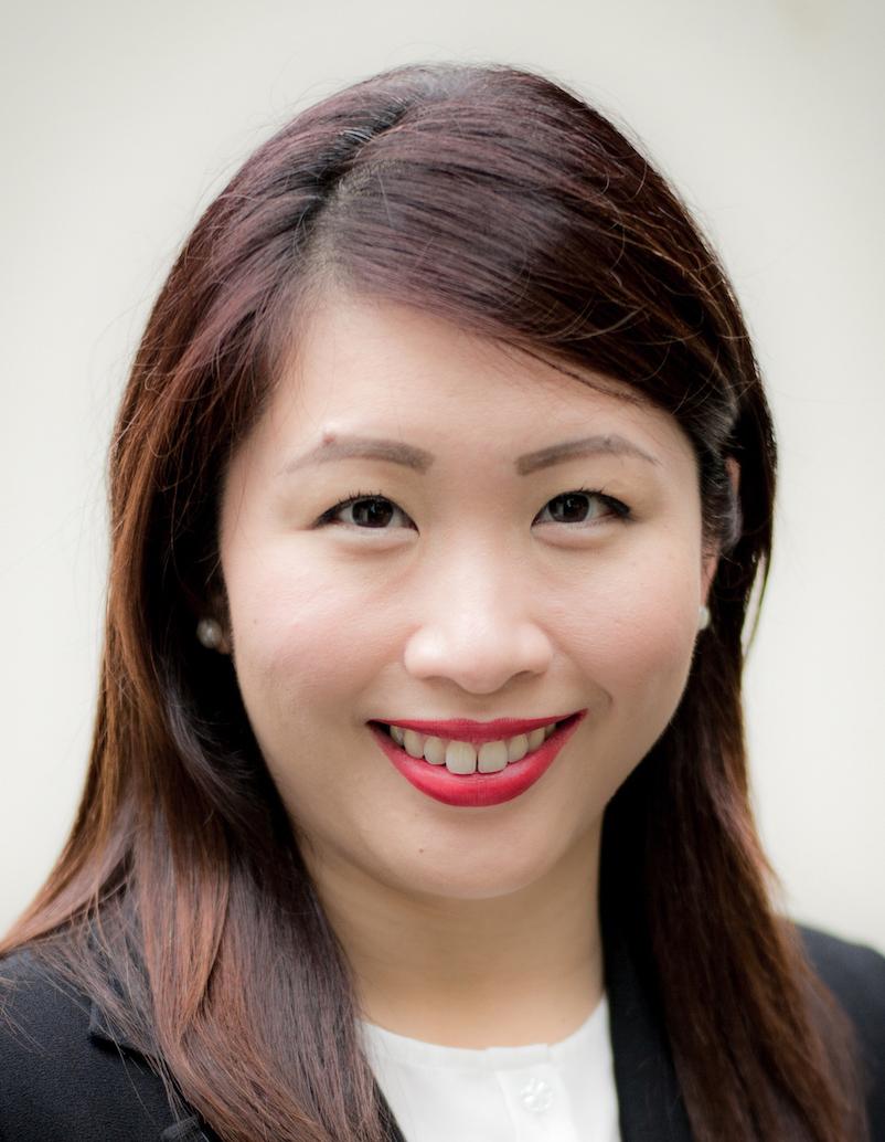 Gillian Tan Monetary Authority Of Singapore Headshot