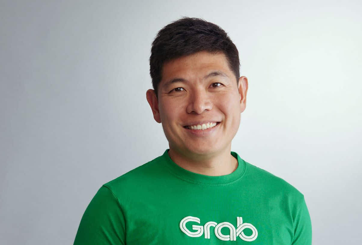 Grab Founder Anthony Tan