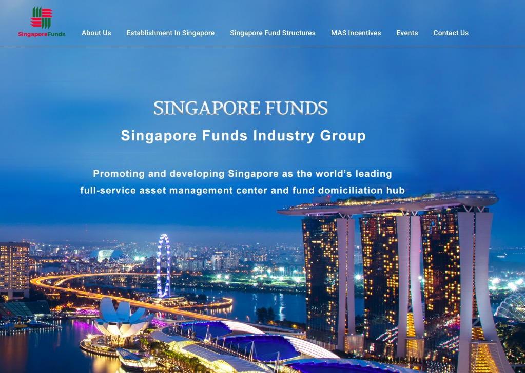 Singapore Funds Industry Group