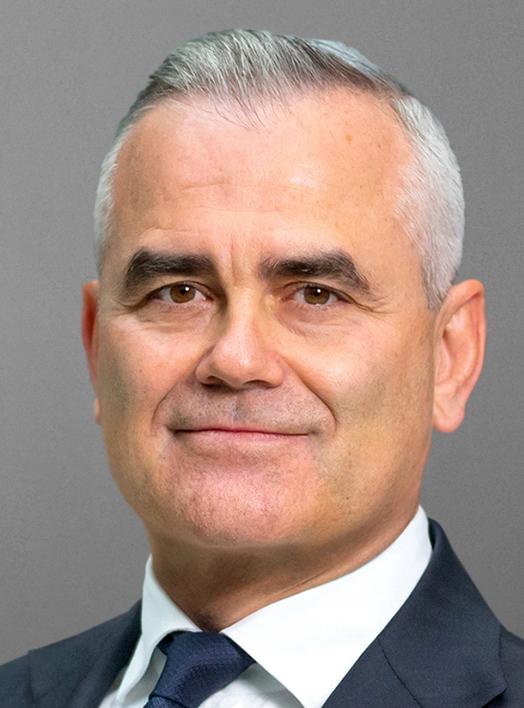Thomas Gottstein Credit Suisse CEO Headshot