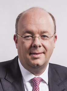 Deutsche Bank CIO Christian Nolting Headshot