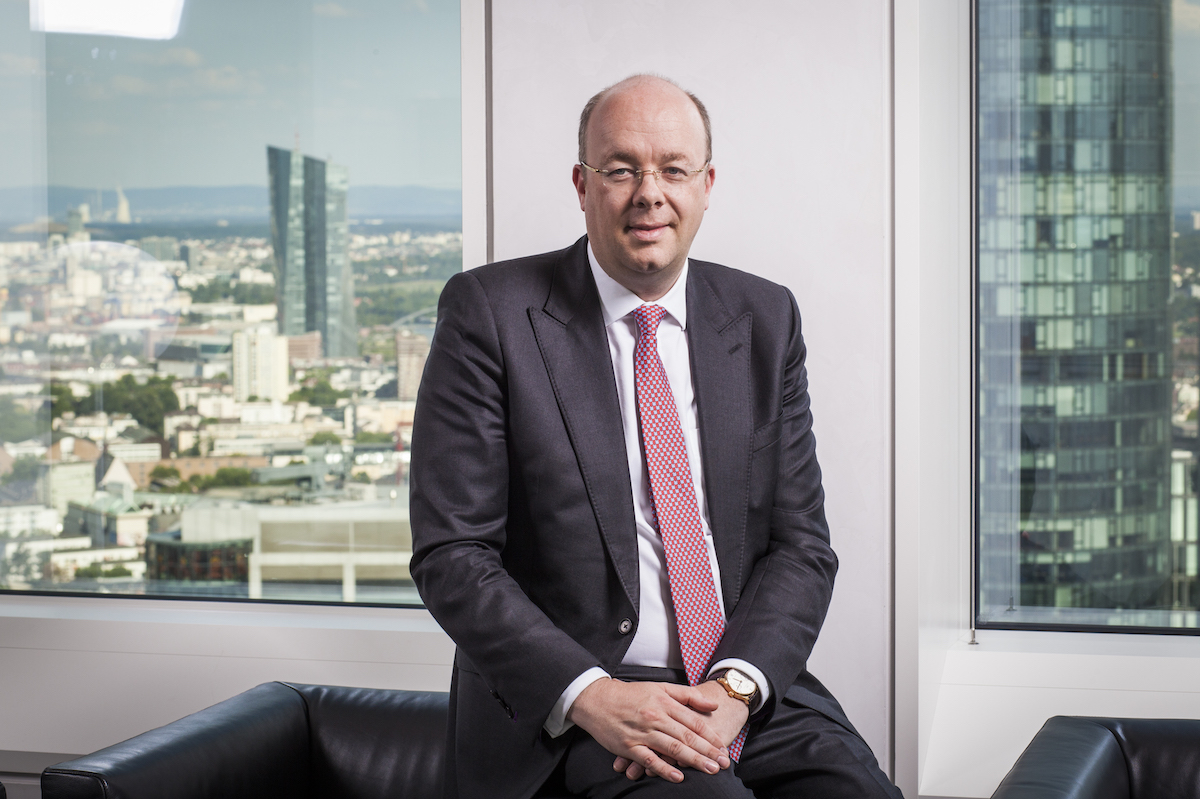 Deutsche Bank CIO Christian Nolting
