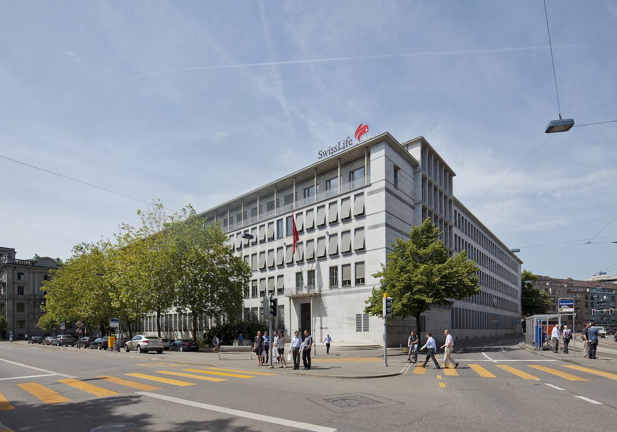 Swiss Life Headquarters Zurich