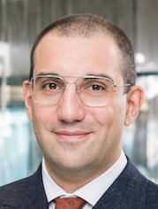Alessandro Caironi Head Of Advisory And Sales International Private Bank Deutsche Bank Headshot