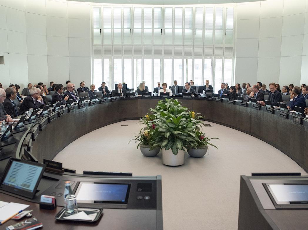 IMF Board And Hong Kong