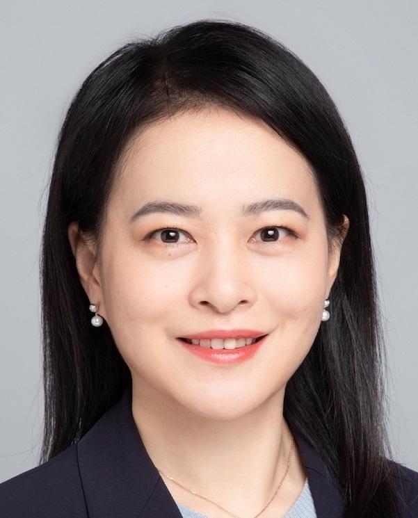 Lucy Liu BlackRock Portfolio Manager Global Emerging Markets Equities Headshot