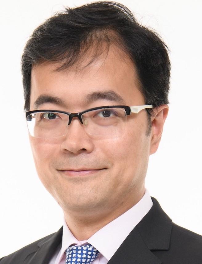 Martin Lau Managing Partner Of FSSA Investment Managers Headshot
