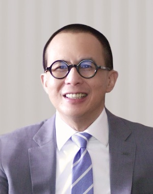 Pacific Century Group Chairman Richard Li Tzar Kai