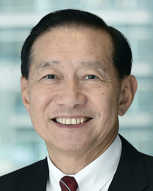 Peter Wong Non Executive Chairman Of Hongkong And Shanghai Banking Corporation