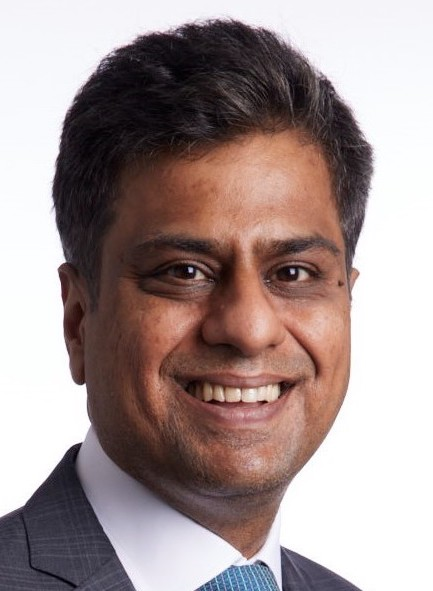 Vinay Agarwal Director Of FSSA Investment Managers Headshot