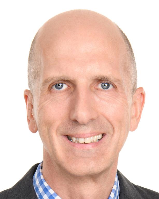 Richard Jones Director Of FSSA Investment Managers Headshot