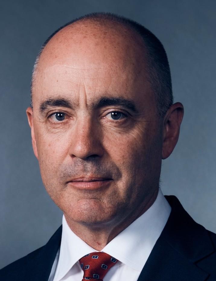 Simon Doyle Schroders Head Of Fixed Income Multi Asset Australia Headshot